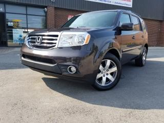 Used 2014 Honda Pilot TOURING NAVIGATION B/UP CAMERA 8 PASSENGERS 4WD for sale in North York, ON