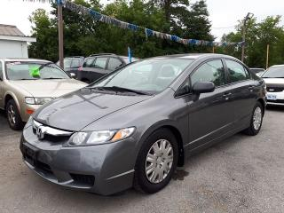 Used 2010 Honda Civic Sdn for sale in Oshawa, ON