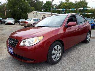 Used 2009 Hyundai Elantra CERTIFIED for sale in Oshawa, ON