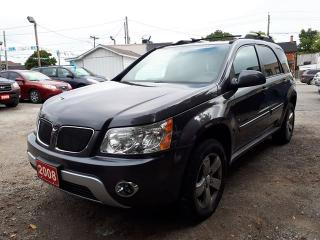 Used 2008 Pontiac Torrent certified for sale in Oshawa, ON