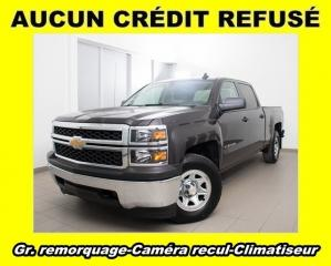 Used 2015 Chevrolet Silverado 1500 4x4 Caméra Recul A/c for sale in St-Jérôme, QC