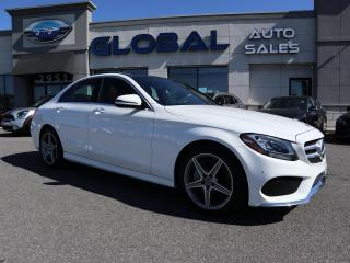 Used 2017 Mercedes-Benz C 300 4MATIC AMG STYLING PKG. for sale in Ottawa, ON