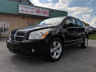 Used 2012 Dodge Caliber SXT for sale in Bolton, ON