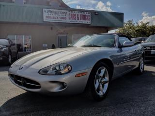 Used 2000 Jaguar XK8 Convertible for sale in Bolton, ON