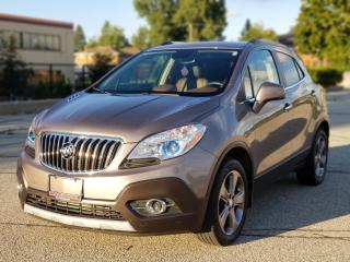 Used 2013 Buick Encore Bluetooth | Leather | Heated Seats | CERTIFIED for sale in Waterloo, ON