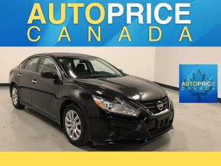 Used 2017 Nissan Altima 2.5 S for sale in Mississauga, ON