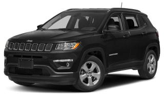 New 2019 Jeep Compass Sport for sale in Surrey, BC