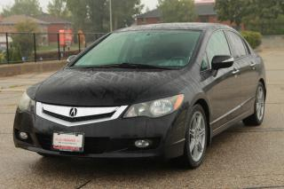 Used 2010 Acura CSX i-Tech Navi   Leather   Sunroof   CERTIFIED for sale in Waterloo, ON