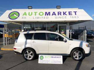 Used 2011 Mitsubishi Outlander GT S-AWC YOU WORK/YOU DRIVE! for sale in Langley, BC