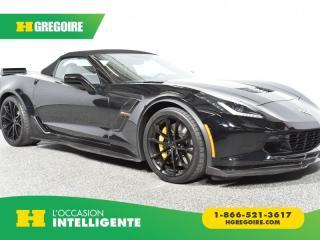 Used 2017 Chevrolet Corvette Grand Sport 3LT for sale in St-Léonard, QC