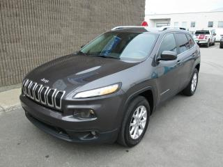 Used 2015 Jeep Cherokee 4 RM, 4 portes, North for sale in Gatineau, QC