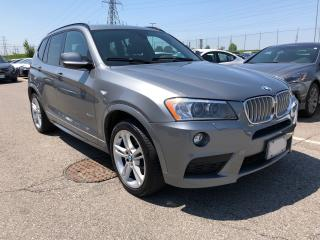 Used 2011 BMW X3 300HP M-Sport, Fully Fully Loaded! for sale in Toronto, ON