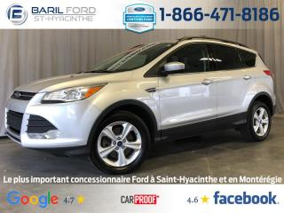 Used 2014 Ford Escape AWD SE for sale in St-hyacinthe, QC