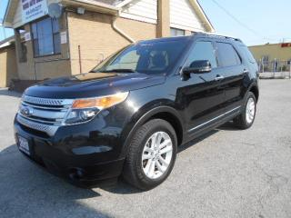 Used 2013 Ford Explorer XLT AWD 3.5L V6 7Passenger Leather 152,000KMs for sale in Rexdale, ON
