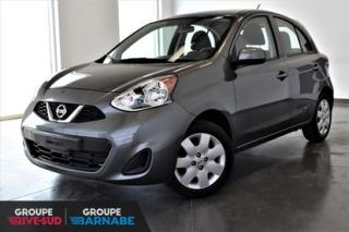 Used 2017 Nissan Micra Sv A/c for sale in Brossard, QC