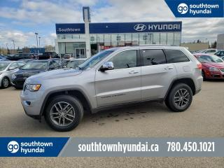 Used 2018 Jeep Grand Cherokee LIMITED/SUNROOF/LEATHER/POWER LIFTGATE for sale in Edmonton, AB