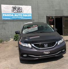 Used 2014 Honda Civic Touring for sale in Gloucester, ON
