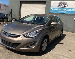 Used 2016 Hyundai Elantra L for sale in Gloucester, ON