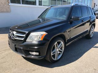 Used 2011 Mercedes-Benz GLK350 GLK 350 for sale in North York, ON