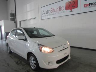 Used 2014 Mitsubishi Mirage SIÈGES CHAUFFANTS**A/C** for sale in Mirabel, QC
