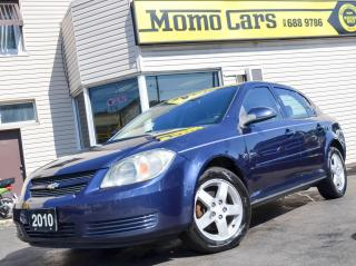 Used 2010 Chevrolet Cobalt LT! Clean Carproof! Only $79/bi-weekly! for sale in St. Catharines, ON
