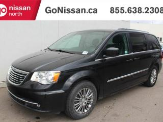 Used 2014 Chrysler Town & Country TOURING - POWER SLIDING DOORS, LEATHER, NAV, HEATED SEATS. for sale in Edmonton, AB