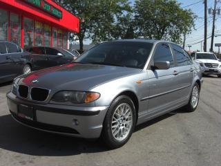 Used 2004 BMW 3 Series 320i for sale in London, ON