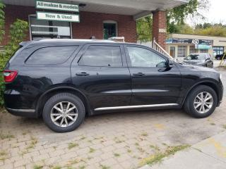 Used 2014 Dodge Durango Limited for sale in Markham, ON