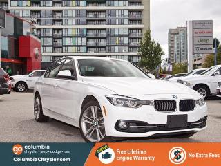 Used 2018 BMW 3 Series 330i xDrive for sale in Richmond, BC