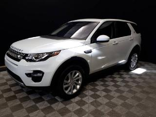 New 2019 Land Rover Discovery Sport HSE for sale in Edmonton, AB