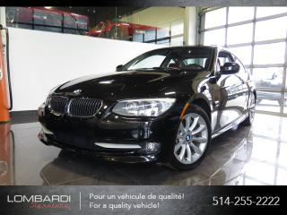 Used 2012 BMW 3 Series COUPE|335i|xDRIVE|CUIR ROUGE|TOIT| for sale in Montréal, QC