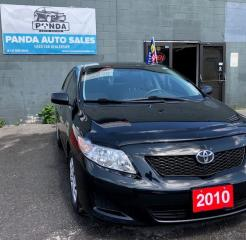 Used 2010 Toyota Corolla CE for sale in Gloucester, ON