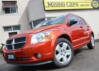 Used 2008 Dodge Caliber SXT! AC! Clean Autocheck! Only $88/Bi-weekly! for sale in St. Catharines, ON