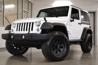Used 2018 Jeep Wrangler SPORT for sale in Laval, QC