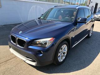 Used 2012 BMW X1 28i for sale in North York, ON