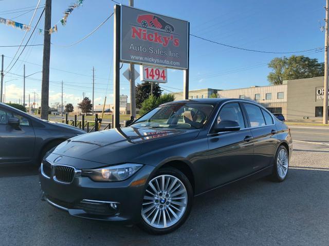 2015 BMW 3 Series 320i xDrive - LUXURY - NAVIGATION - REAR SENSORS