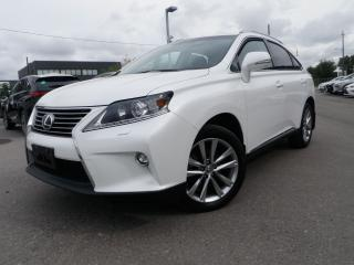 Used 2015 Lexus RX 350 LEATHER ROOF AWD GORGEOUS WITH LEXUS SERVICE for sale in Toronto, ON