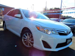 Used 2014 Toyota Camry LE | AUTOMATIC | P.SUNROOF | ONE OWNER  | 63KM for sale in Kitchener, ON