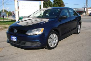 Used 2012 Volkswagen Jetta Trendline for sale in Mississauga, ON