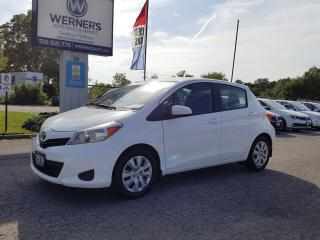 Used 2014 Toyota Yaris 4D Hatch for sale in Cambridge, ON