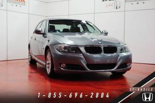 Used 2009 BMW 328i XDrive + TOIT + MAGS + CUIR + WOW !!!!! for sale in St-Basile-le-Grand, QC