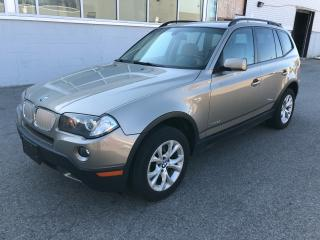 Used 2009 BMW X3 30i for sale in North York, ON