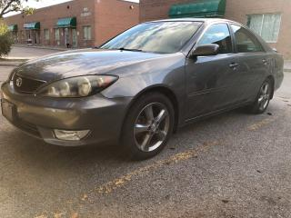 Used 2005 Toyota Camry SE for sale in Pickering, ON