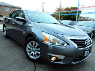Used 2014 Nissan Altima 2.5 S | LOADED | BACK UP CAMERA | BLUETOOTH | 93KM for sale in Kitchener, ON