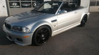 Used 2003 BMW M3 M LEATHER for sale in Guelph, ON