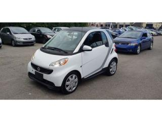 Used 2015 Smart fortwo PASSION for sale in St-jérôme, QC
