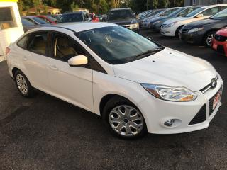 Used 2012 Ford Focus SE/ AUTO/ POWER GROUP/ FOG LIGHTS/ LIKE NEW! for sale in Scarborough, ON