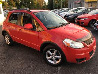 Used 2009 Suzuki SX4 JX/ AUTO/ 4WD/ POWER GROUP/ ALLOYS/ LOADED! for sale in Scarborough, ON