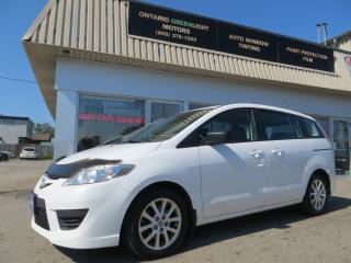 Used 2010 Mazda MAZDA5 ALLOYS,ALL POWER,A/C,AIR CONDITIONING for sale in Mississauga, ON