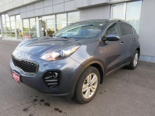 Used 2017 Kia Sportage LX AWD for sale in Mississauga, ON